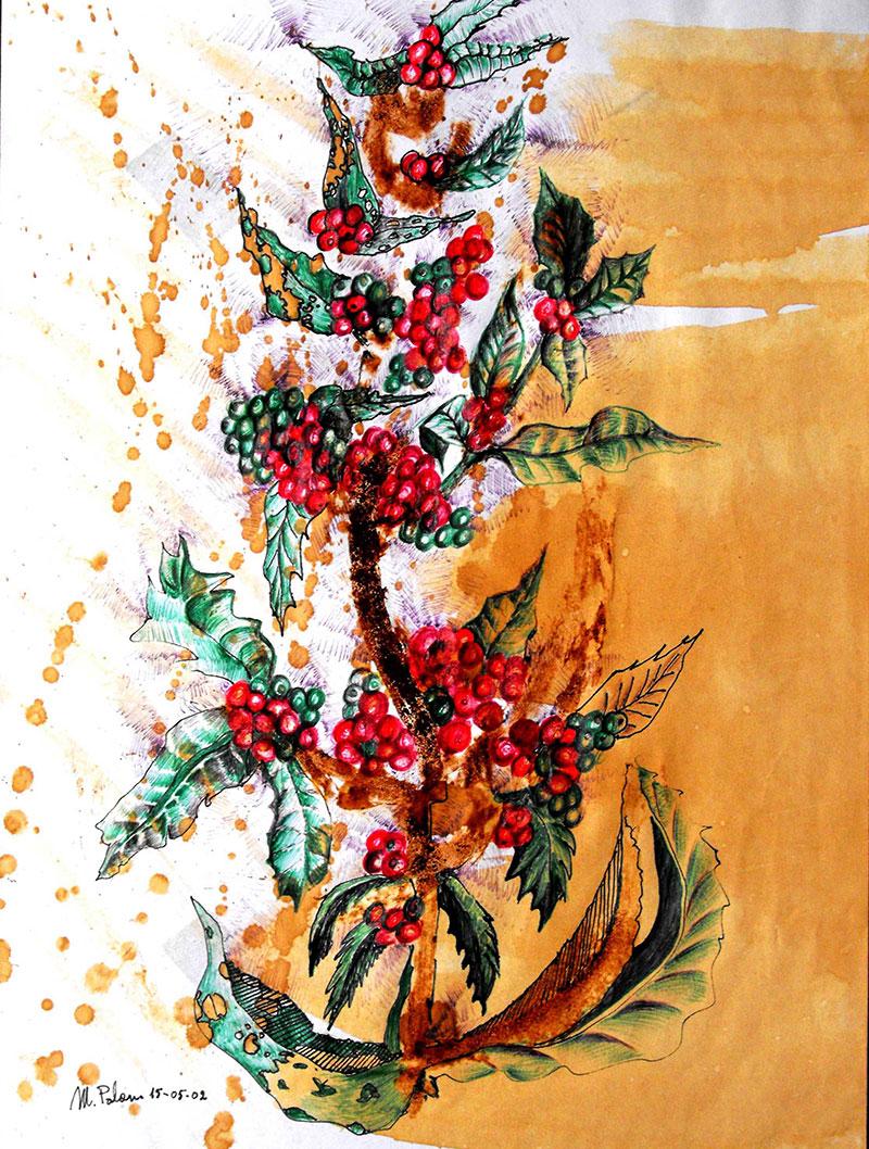 michele-palano_pianta-con-fiori-maturi-e-acerbi-1