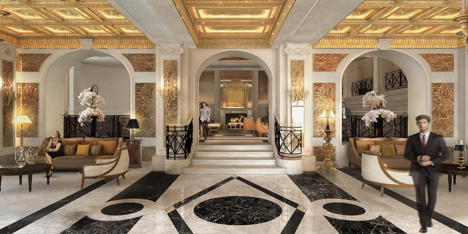 Roma Riapre L Hotel Eden E Il Suo Ristorante Gourmet