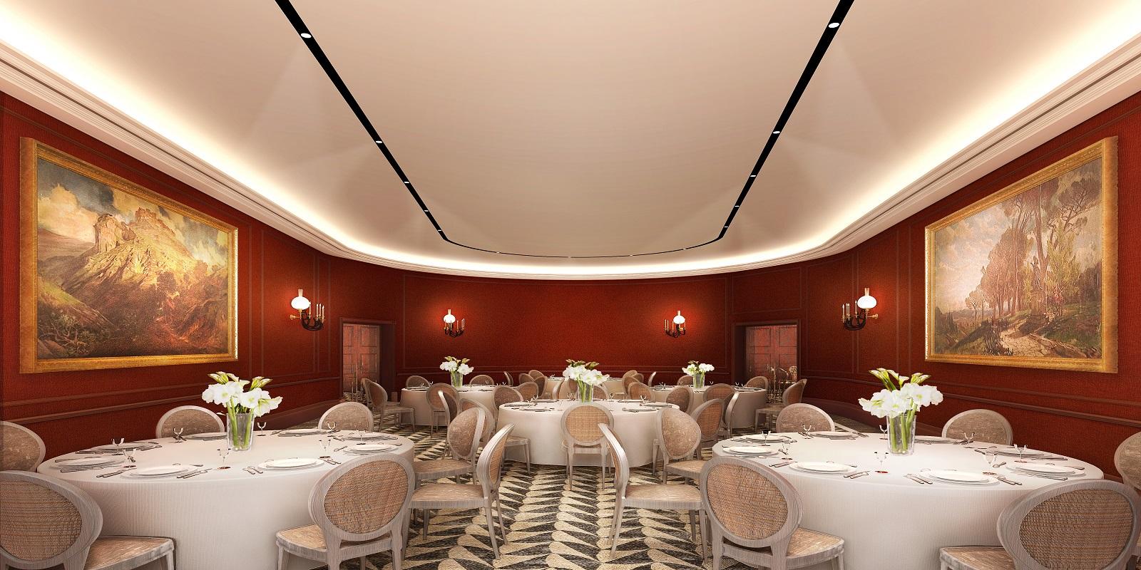 Roma: riapre l'Hotel Eden (e il suo ristorante gourmet) - MangiaeBevi