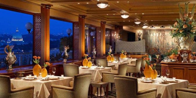 i migliori ristoranti gourmet di roma e lazio mangiaebevi