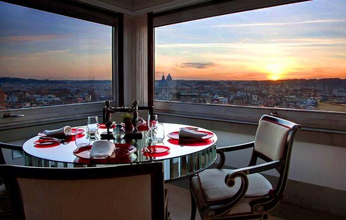 ristorante gourmet roma