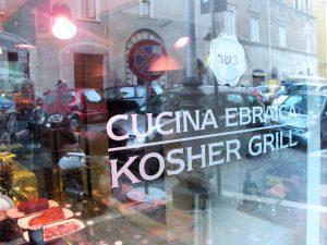 ristorante kosher roma