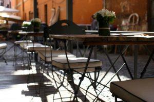 hosteria del mercato mangiare bio a roma