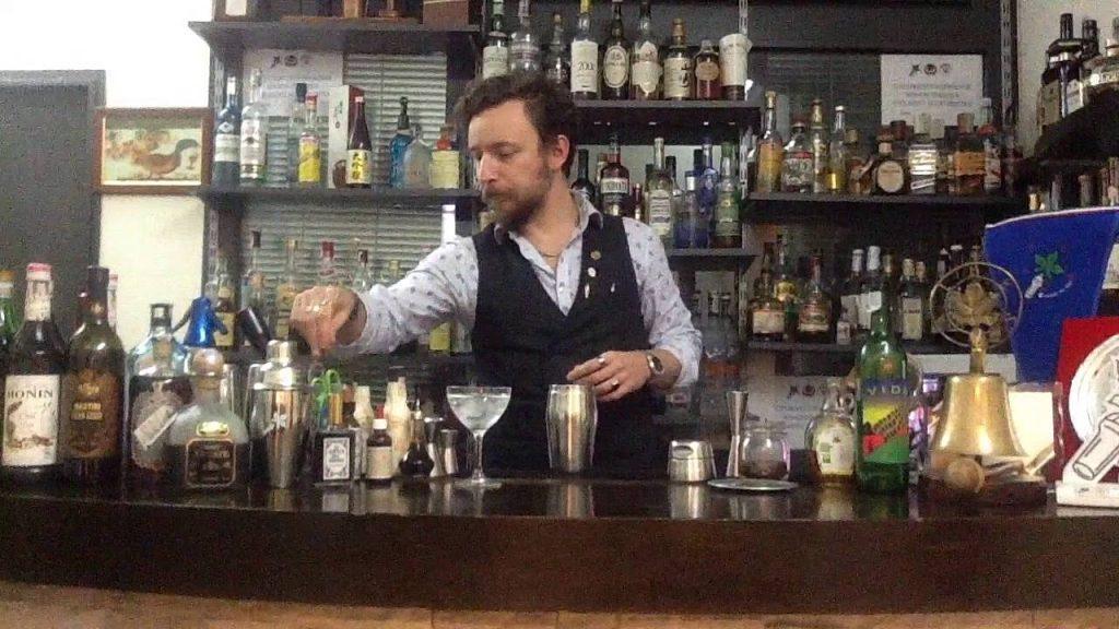 Checchino cocktail bar