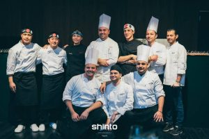 shinto a napoli staff
