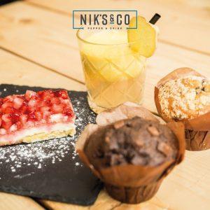 nik's&co colazione