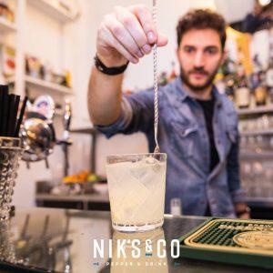 nik's&co drink