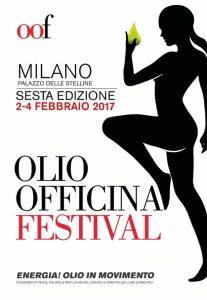 olio officina festival locandina
