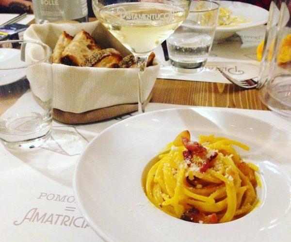 Pistamentuccia la cucina romana a bologna mangiaebevi for La cucina romana