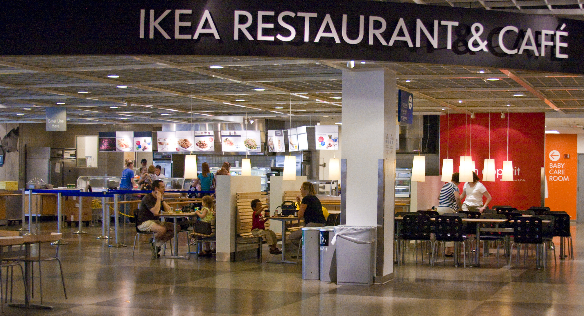Ikea Restaurant And Cafe