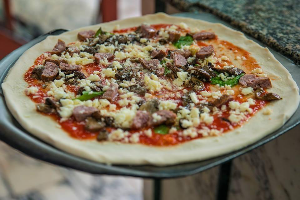 trianon sorrento pizza