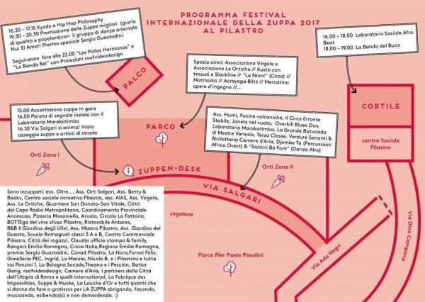 gran festival internazionale della zuppa
