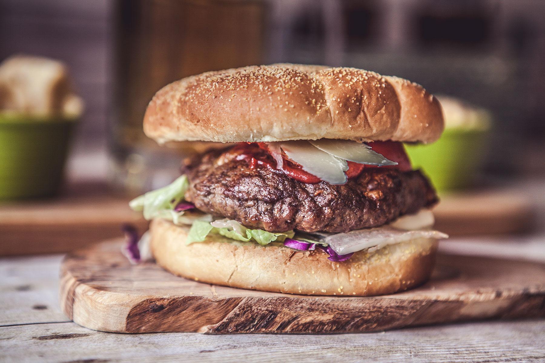 hamburger festival eataly roma