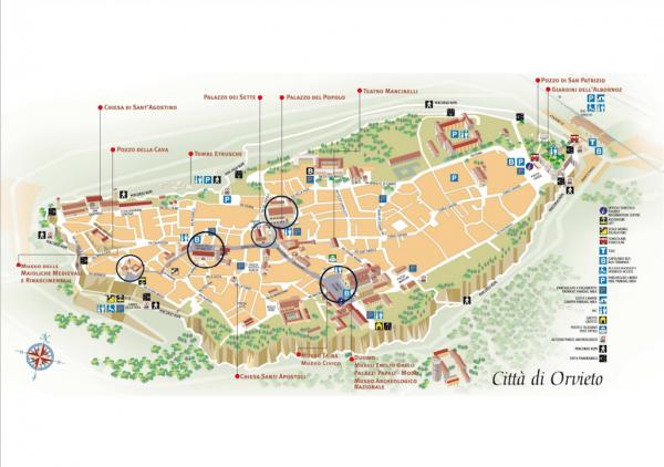 gelati d'italia 2017 mappa