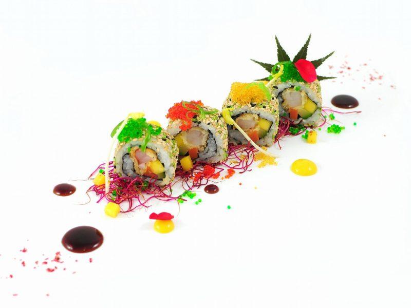 tiki maki sushi