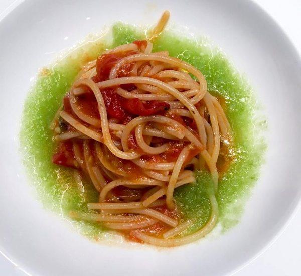 sea front spaghetti alla scarpariello