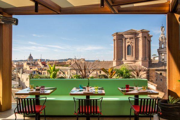 Madeiterraneo il nuovo ristorante di di giacinto alla for Rinascente via del tritone ristorante