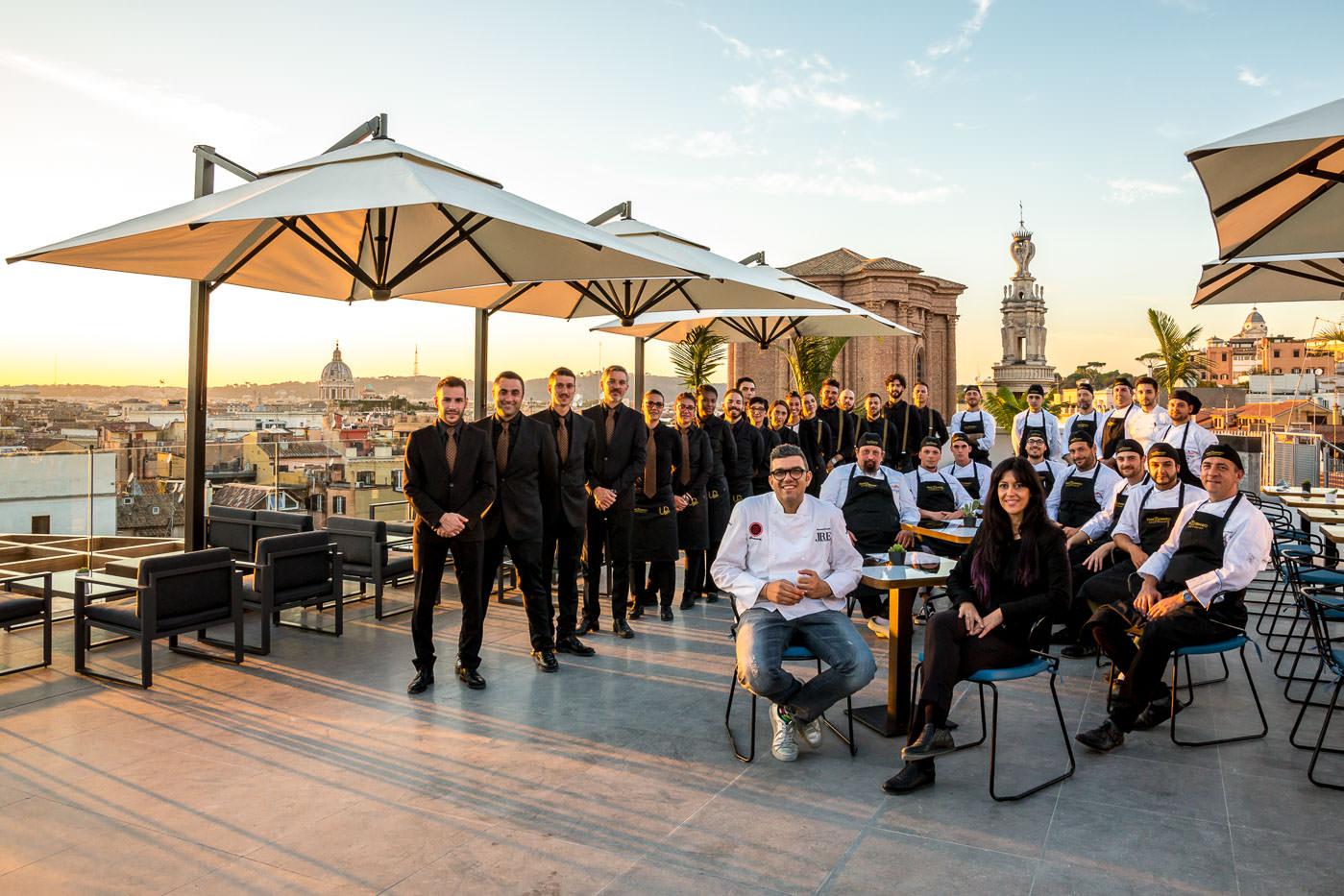 MadeITerraneo, il nuovo ristorante di Di Giacinto alla Rinascente di ...