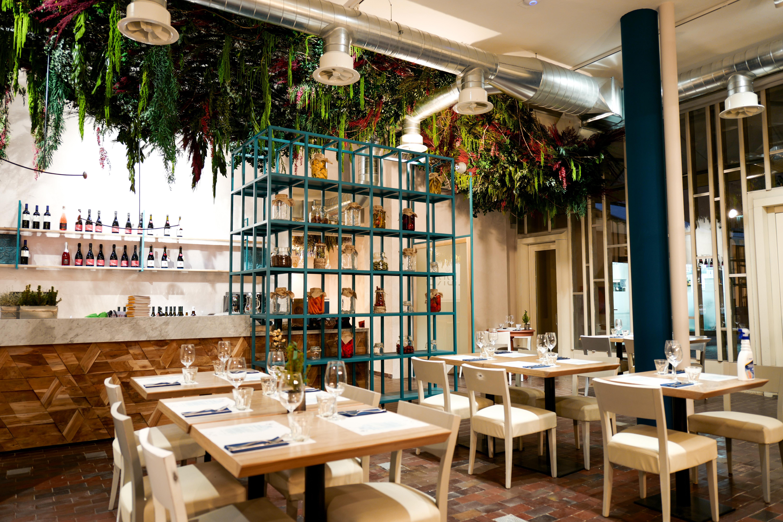 Libra, il ristorante attento alla linea a Bologna - MangiaeBevi