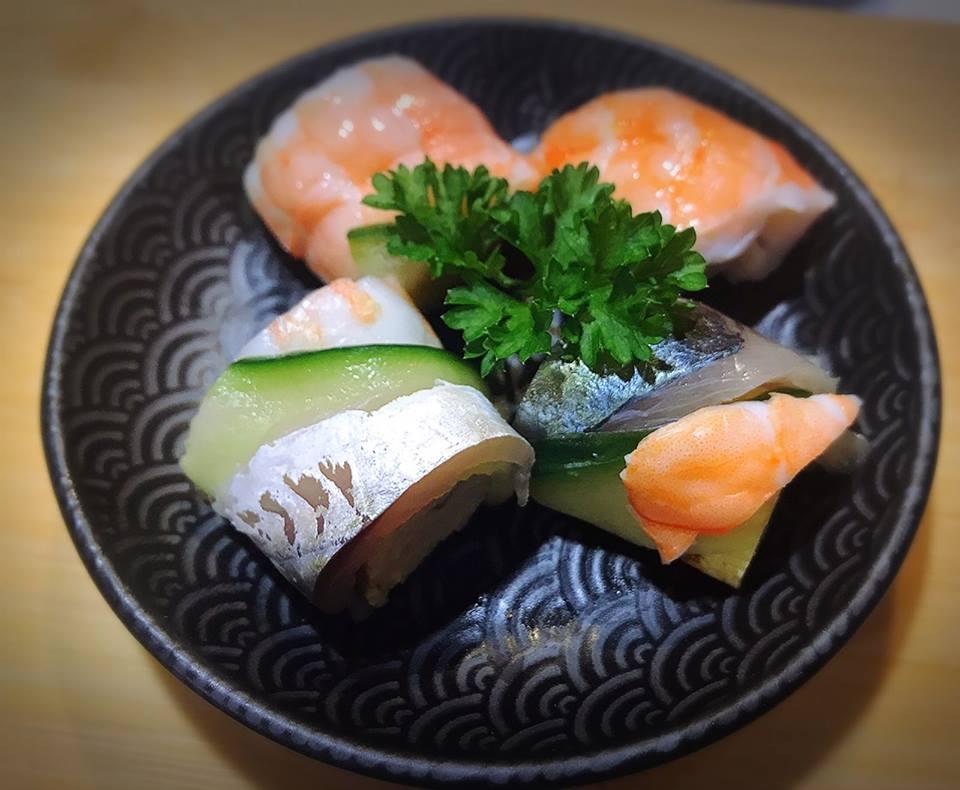 aka sushi ostia