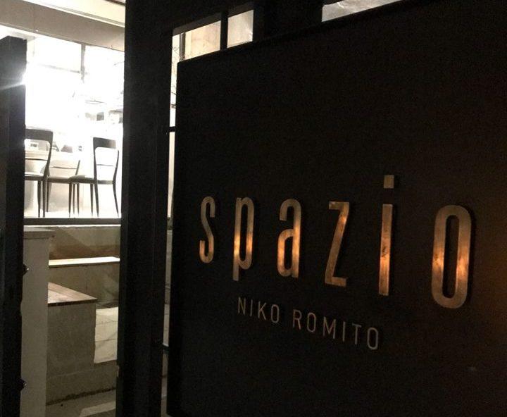 Spazio di Niko Romito a Roma