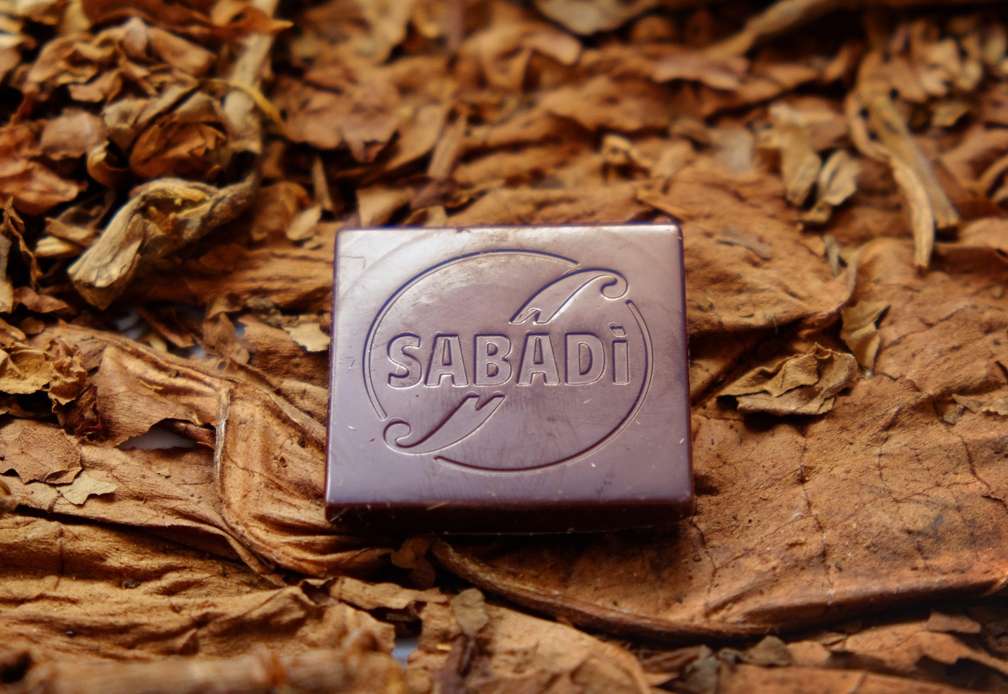 sabadì cioccolato al tabacco