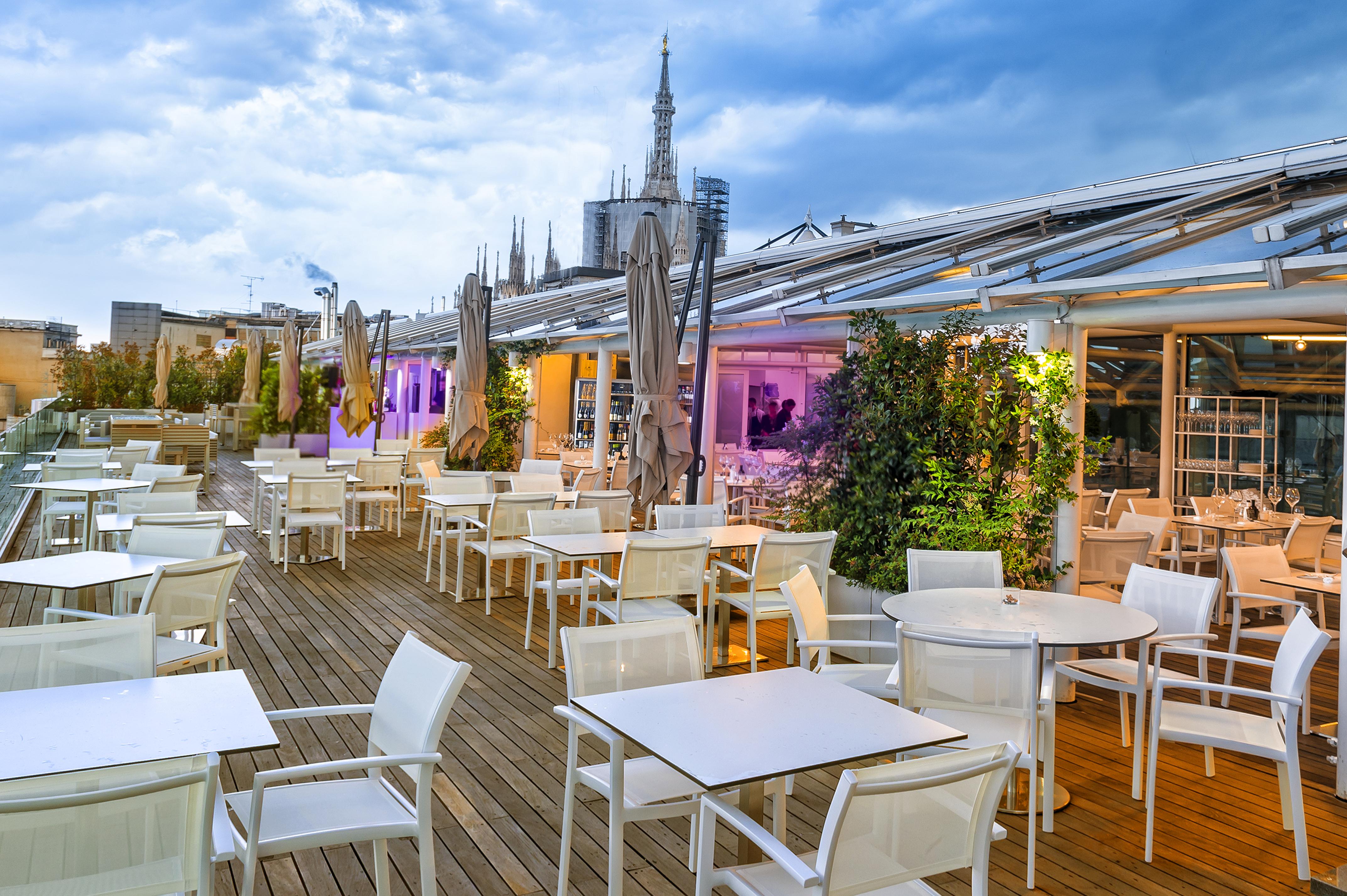 Acquolina A Taste On Top A Milano Cucina Stellata In