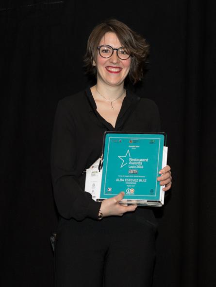 restaurant award lazio 2018