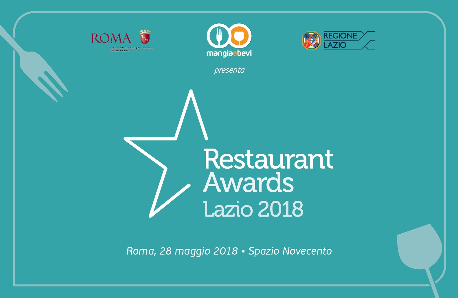 restaurant awards 2018