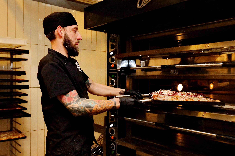 zero pizza roma