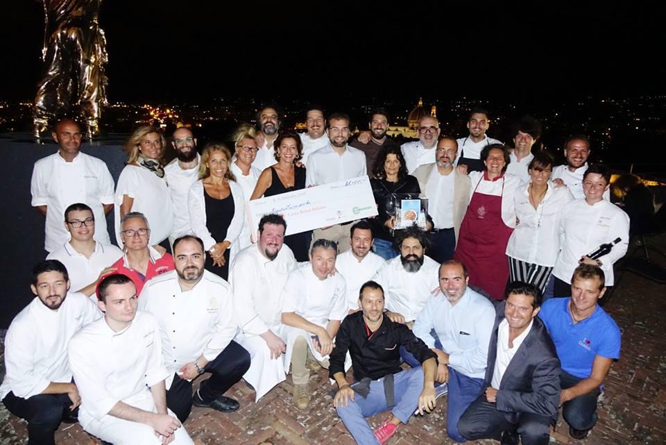 italian chef charity night