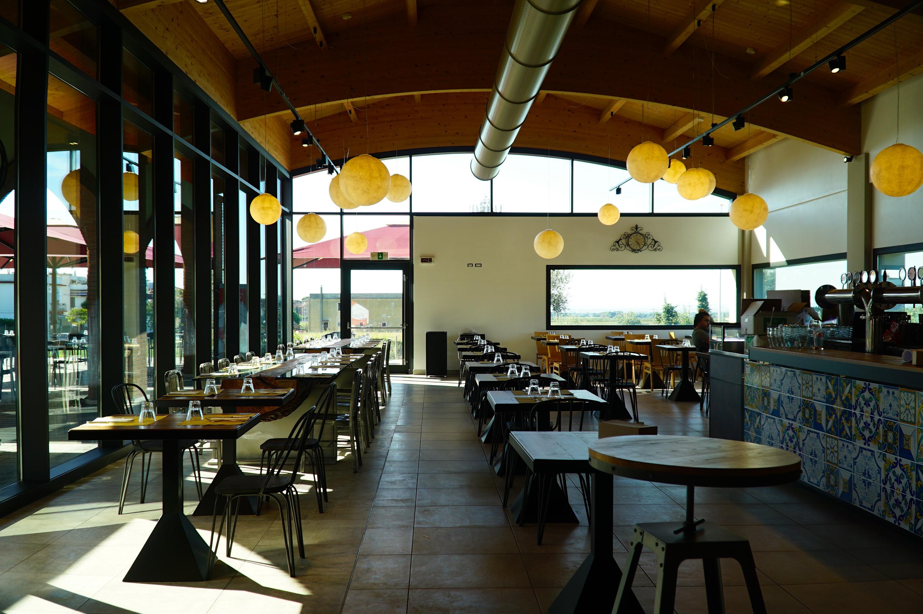 Sala E Cucina Open Space. Amazing Arredo Per Cucina E ...