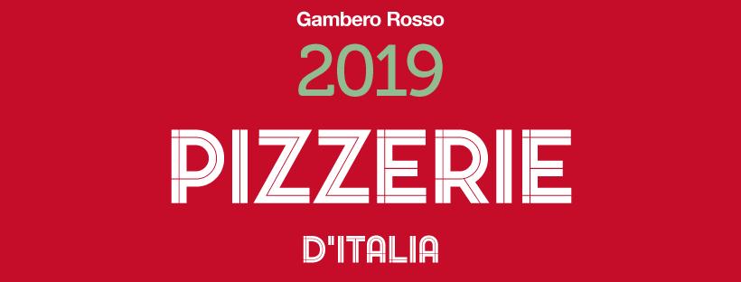 gambero rosso guida pizzerie d'italia 2019