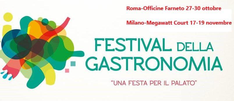 il festival della gastronomia