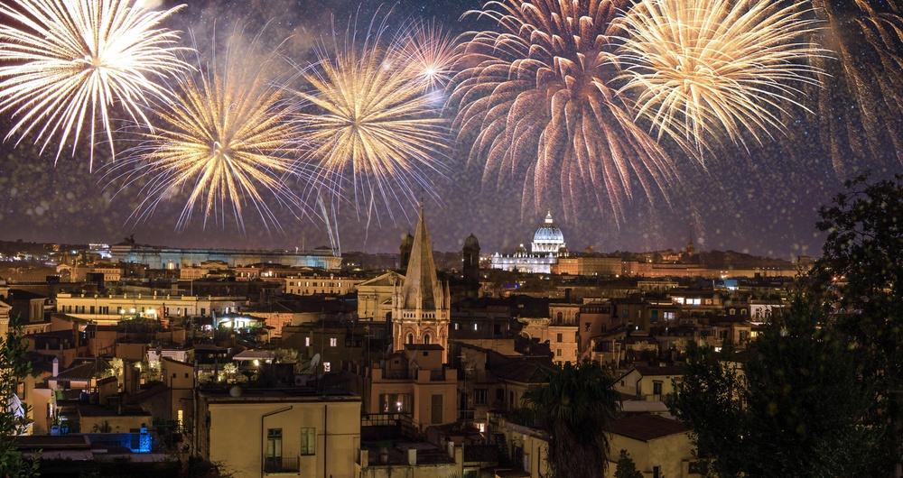 capodanno 2019 roma