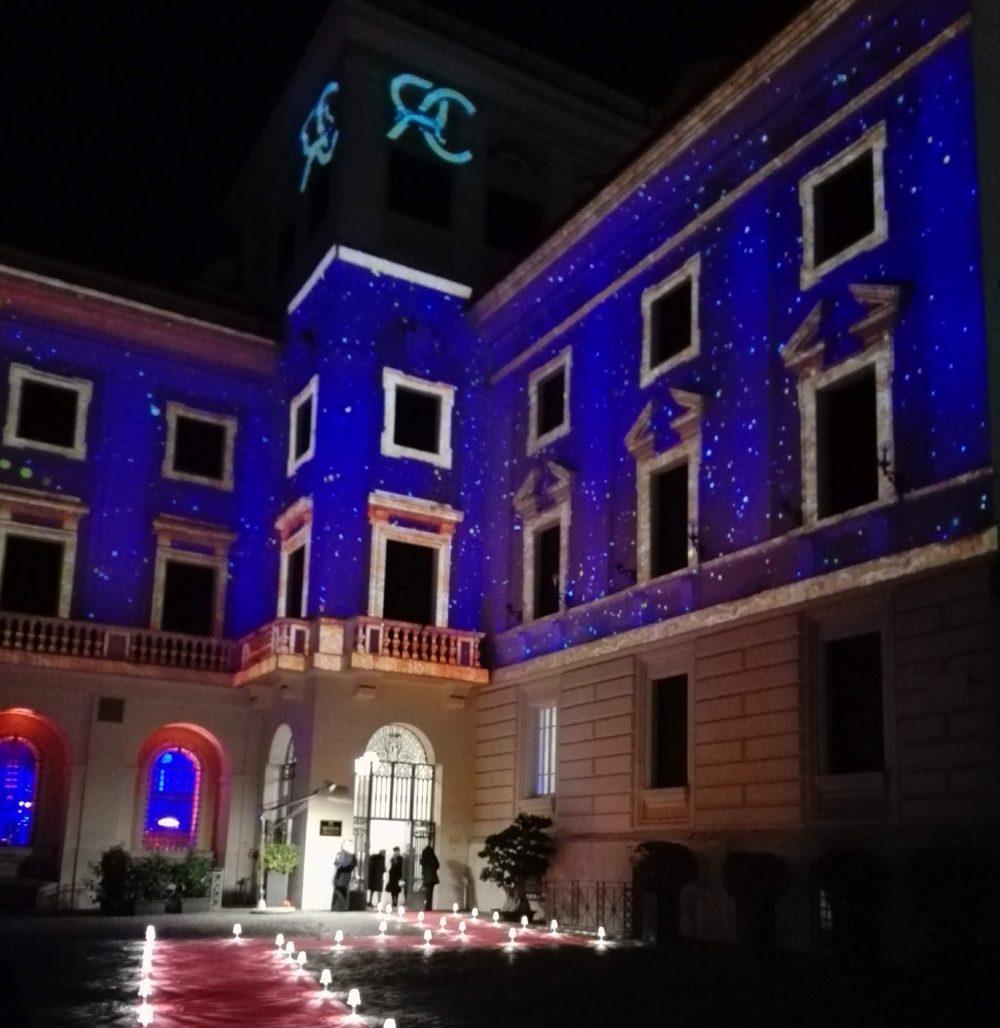 Palazzo Montemartini Rome Radisson exceptional galà