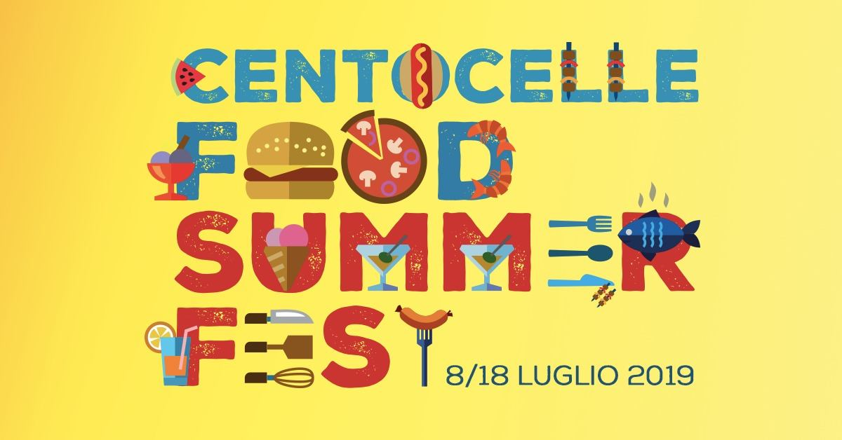 centocelle food summer fest