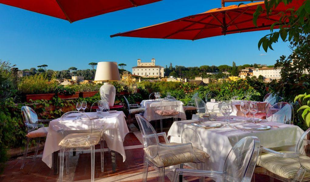La Stagione Delle Terrazze Grand Hotel Plaza La Terrazza