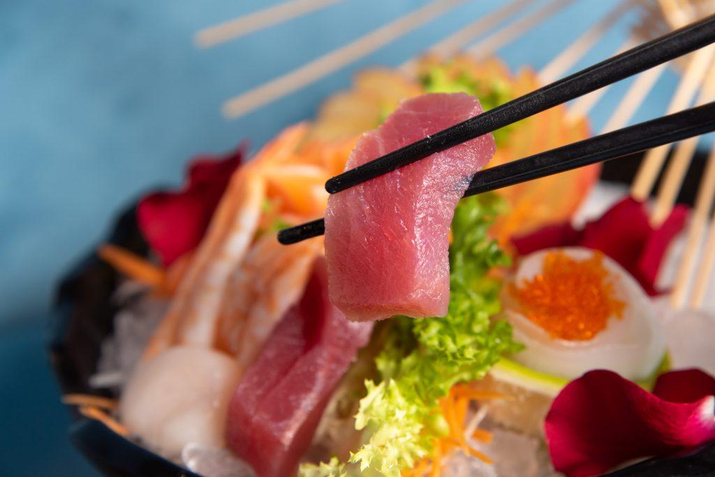 goki sushi experience