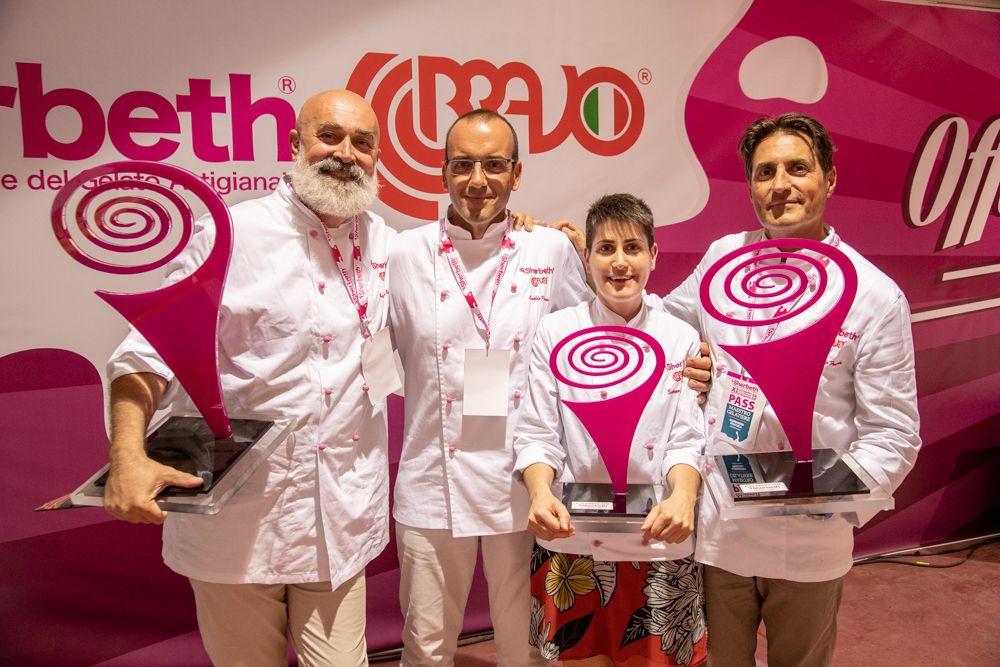 Gianfrancesco Cutelli, Osvaldo Palermo, Simona Carmagnola e Alessandro Fracco