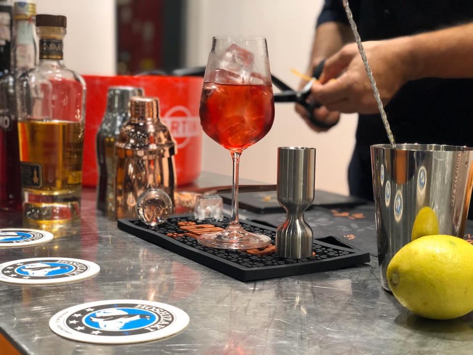 martini gourmet food fest