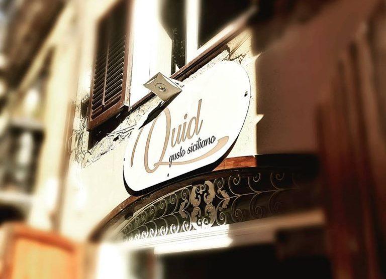 quid gusto siciliano