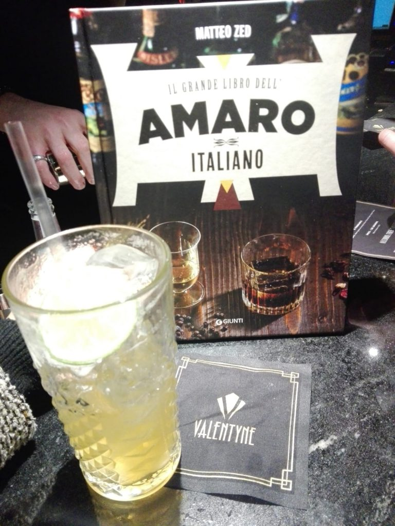 """Intervista al mixologist e autore del libro """"Il Grande Libro dell'Amaro italiano"""""""