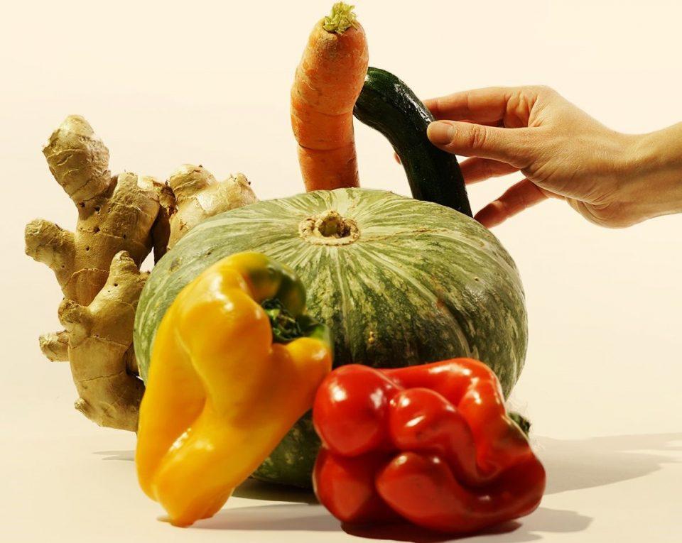 delivery frutta e verdura