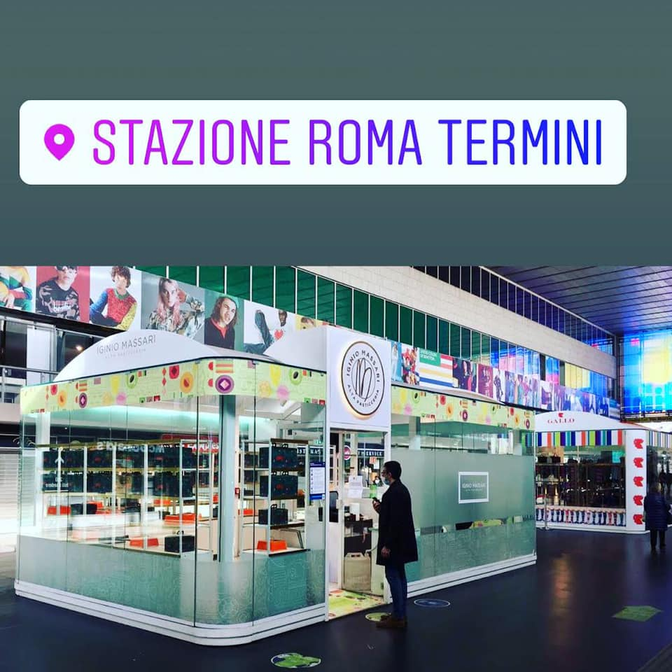 iginio massari a roma