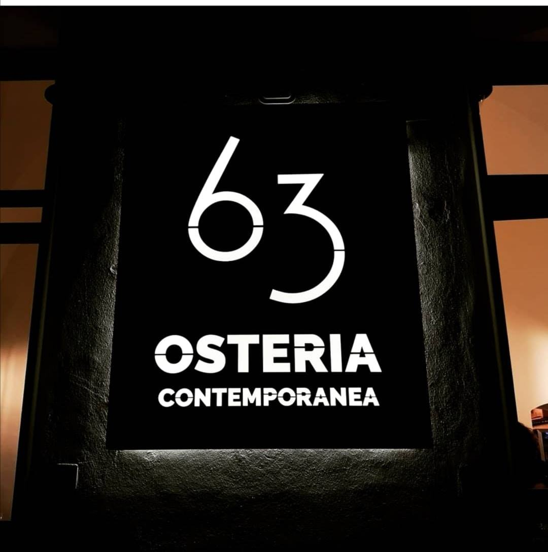 63 Osteria Contemporanea