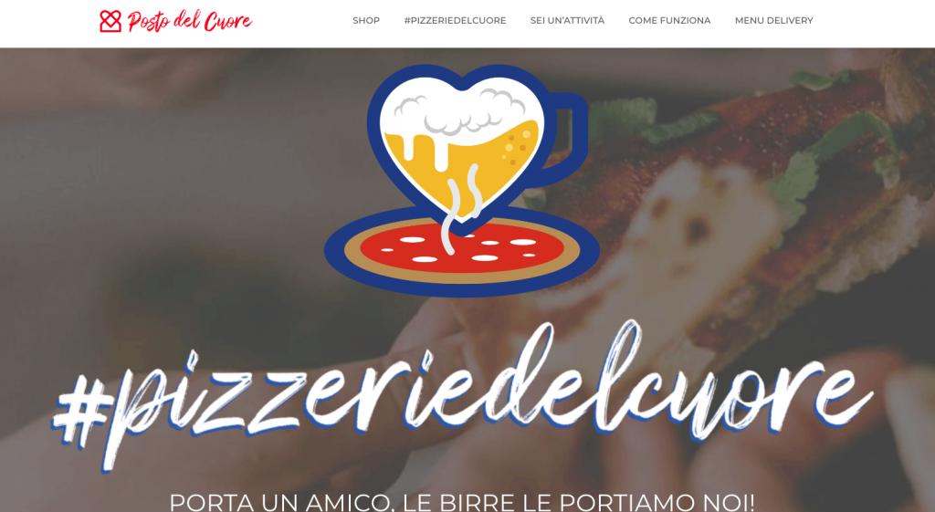 pizzerie del cuore
