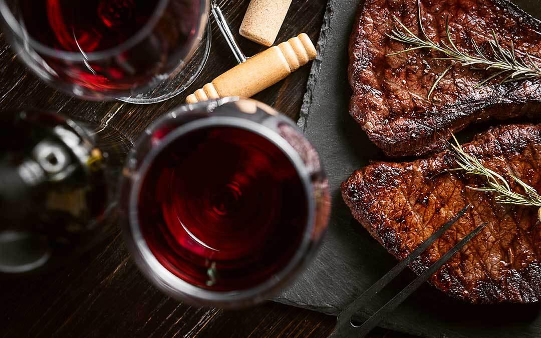 10 vini per la grigliata