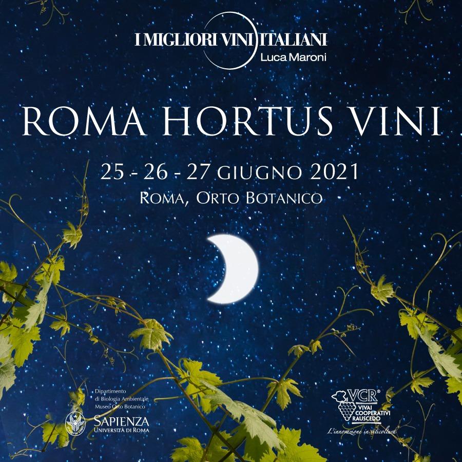 roma hortus vini 2021