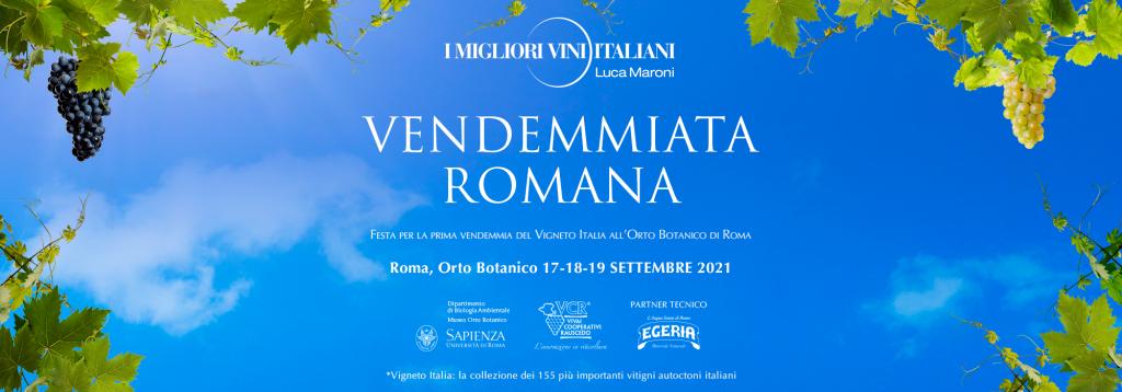 vendemmiata romana 2021